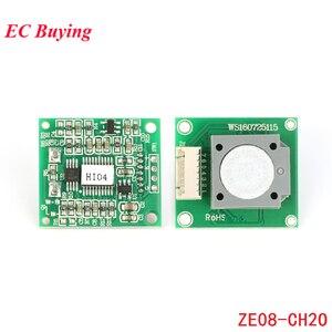 Image 1 - ZE08 CH2O Formaldehyde Sensor Module Formaldehyde Gas Detection Module UART/Analog Output Electrochemical