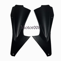 Unpainted Left Right Pair Air Duct Tube Cover Fairing For Yamaha YZF 600 R6 YZF R6 2006 2007