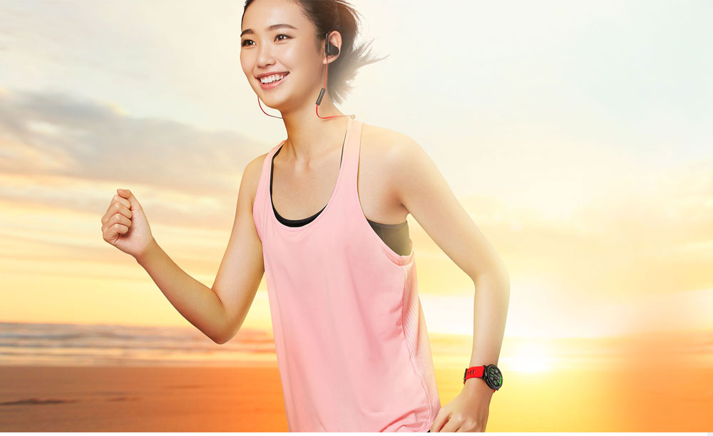 Original Xiaomi Huami Watch AMAZFIT Pace Smart Sports Watch English Version Bluetooth 4.0 GPS Heart Rate Monitor For Android IOS (2)