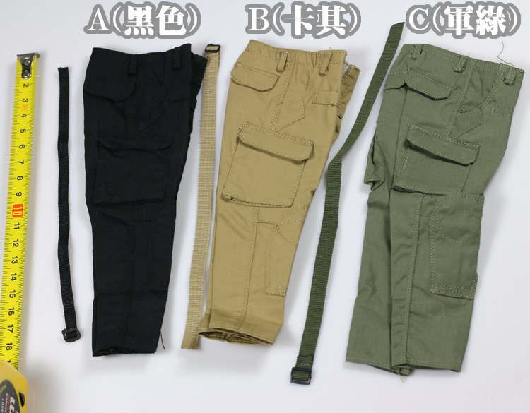 1:6 Scale male Figure Accessory clothes PMC Combat pants for 12 Action figure doll,not include head and body 16B2865 1 6 scale figure doll clothes male batman joker suit for 12 action figure doll accessories not include doll and other 1584
