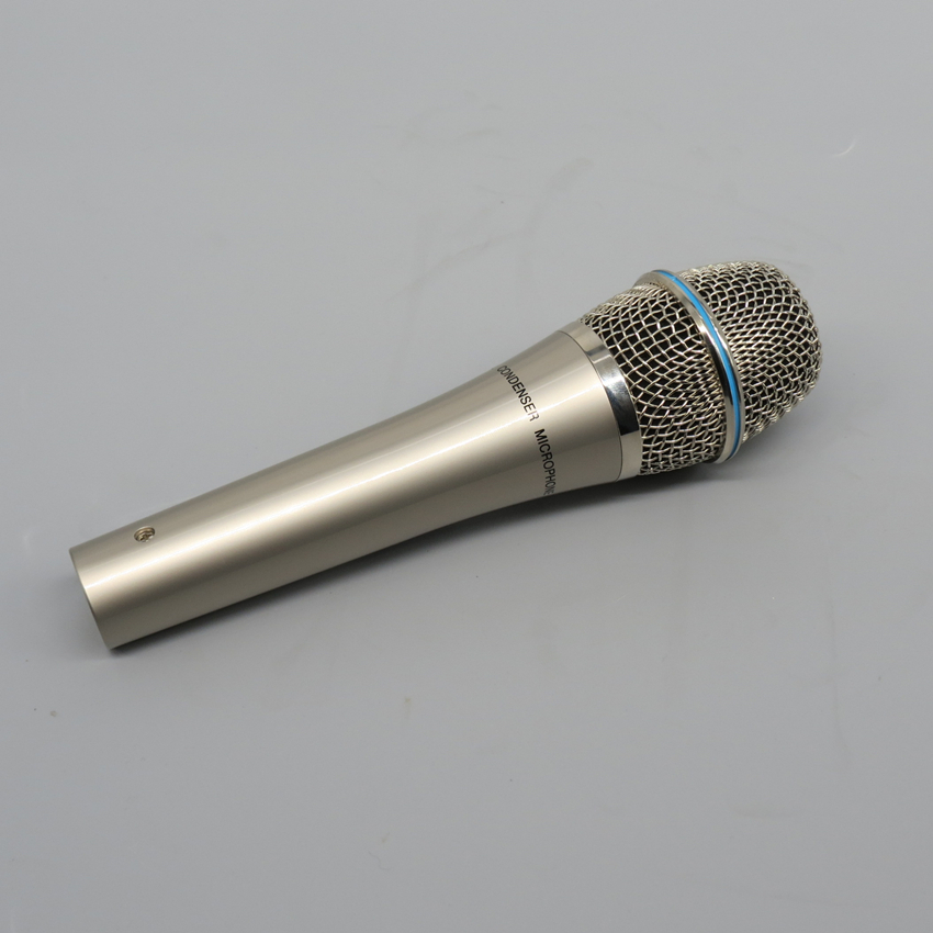 very good high sensitivity condenser microphone low cost processing mp6600 karaoke microphone in. Black Bedroom Furniture Sets. Home Design Ideas