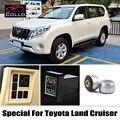 Tpms para TOYOTA Land Cruiser / Prado / Roraima / sistema de monitoramento de pressão de sensores de DIY instalação embutida