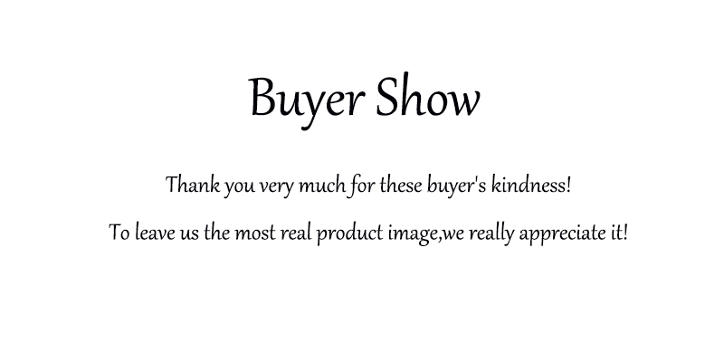 buyer show title