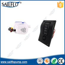 Sailflo 12V 750GPH automatic bilge pump & 1P HY-AB1-4  12V/24V on off marine CAR caring rocker switch small panel