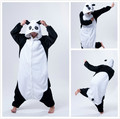 Cosplay Anime Animal Kung Fu Panda Onesie Adult Women Female Men Unisex Fleece Pajamas Halloween carnival Costumes  Plus Size