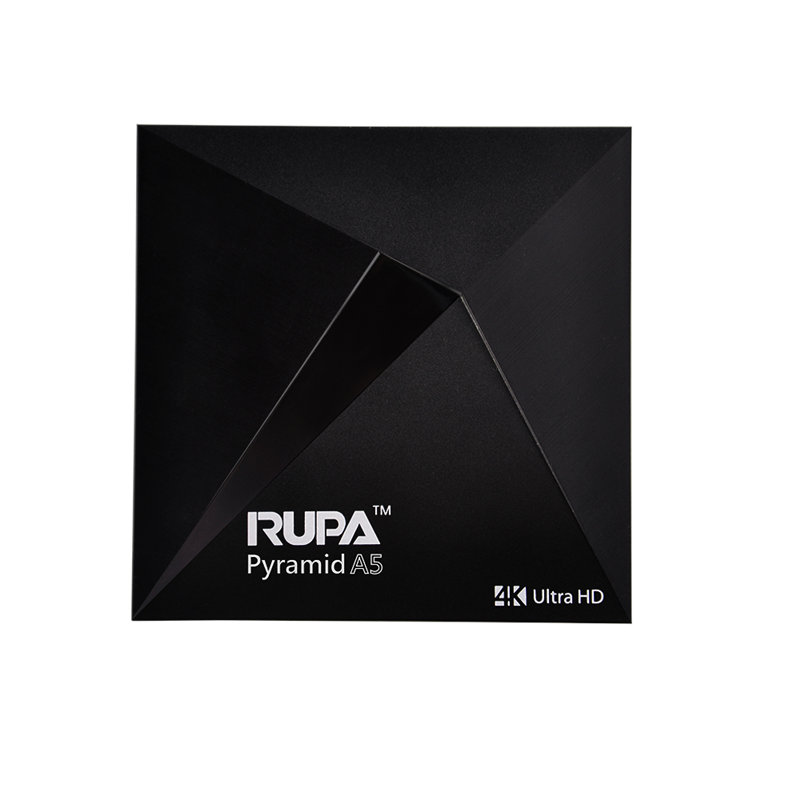 Newest Original RUPA A5 1+8GB TV Box Amlogic S905X Quad-Core 64-bit Cortex-A53 Android 5.1 Ultra HD Media Player Set-Top Box 2016 new original xiaomi tv box 3 s pro amlogic s905 cortex a53 2 0ghz 1gb ddr3 4gb emmc5 0 android 5 0 4k 3840 x 2160