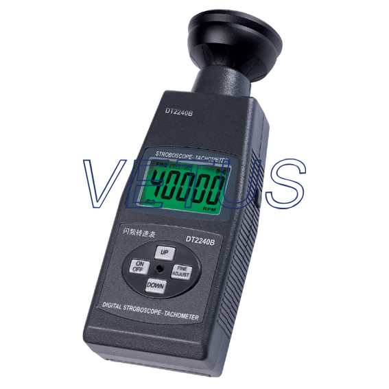 DT2240B portable Stroboscopes tachometer