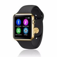 Iwo 1:1 smart watch w51 lf07 kw88 ip65กันน้ำบลูทูธไร้สายชาร์จคริสตัลแซฟไฟร์werableอุปกรณ์เช่นapple watch