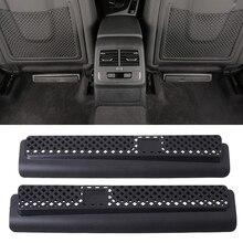 Заднее сиденье AC Нагреватель пол воздуховод Вентиляционный Выход Крышка для AUDI A4 B9/8 W