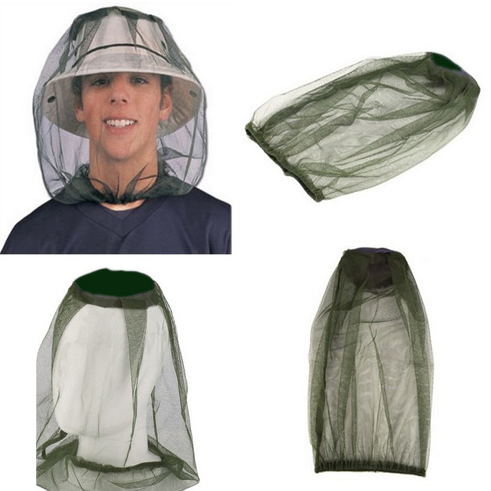 New Outdoor Fishing Cap Midge Mosquito Insect Hat Fishing Hat