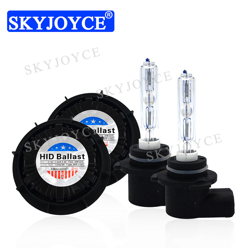 SKYJOYCE 35W All In One Intergrated No Error Canbus 9005 HID Xenon Kit Low Beam 9005