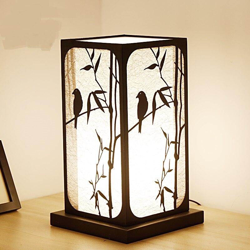 Lampes Chambre Chinois Lampe De C5rqlajs43 Table Style Chevet Le Nouveau 4RqL3Aj5