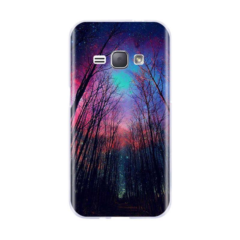 Tas Voor Samsung Galaxy J1 J3 J5 2016 J120F Case Soft TPU Funda Coque Voor Samsung J1 J3 J5 2016 cover Voor Samsung J1 J3 J5 6 Case