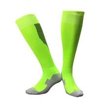 Men Soccer Socks Thicken outdoor sport socks Breathable cycling running basketball football terry socks thermo socks knee sox