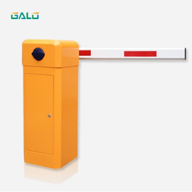 Arm Automatic Barrier Gate For Car Parking Management