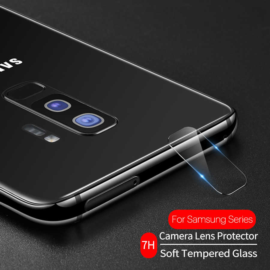Back Camera Lens Tempered Glass For Samsung Galaxy S10 S9 S8 A8 Plus Screen Protector For Samsung Note 9 8 M20 10A A9S S7 S10 E