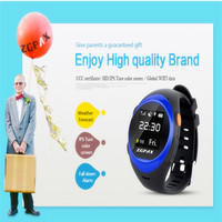 High quality brand new watch large capacity long standby smart watch wrist watches S888 with SOS GPS LBS wifi for man family