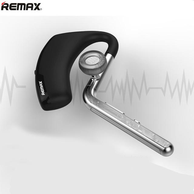 Remax rb-t5 gancho auricular estéreo bluetooth 4.1 fone de ouvido sem fio fone de ouvido fone de ouvido para a apple samsung huawei câmera com cancelamento de ruído