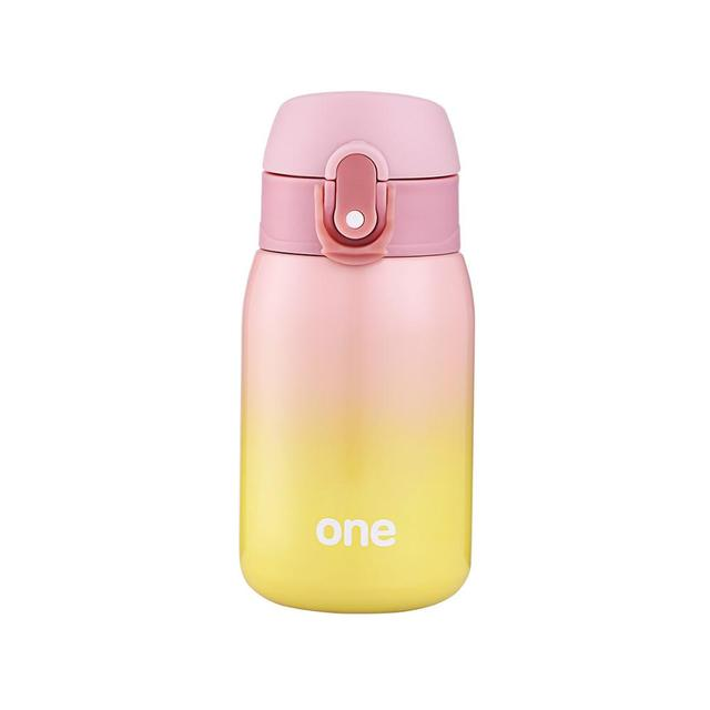Hot Thermo Mug Vacuum Cup Stainless Steel Thermos Bottle Belly Cup Thermal Bottle For Water Insulated Tumbler For Car Coffee Mug by One