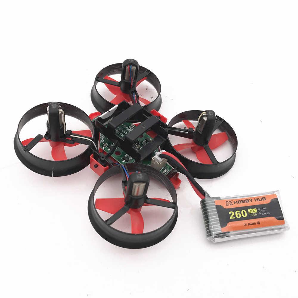 Baterai untuk H36 Battery 3.7V 260 MAh untuk Eachine E010 E011 E012 E013 Furibee F36 RC Quadcopter Parts 3.7V Lipo Baterai