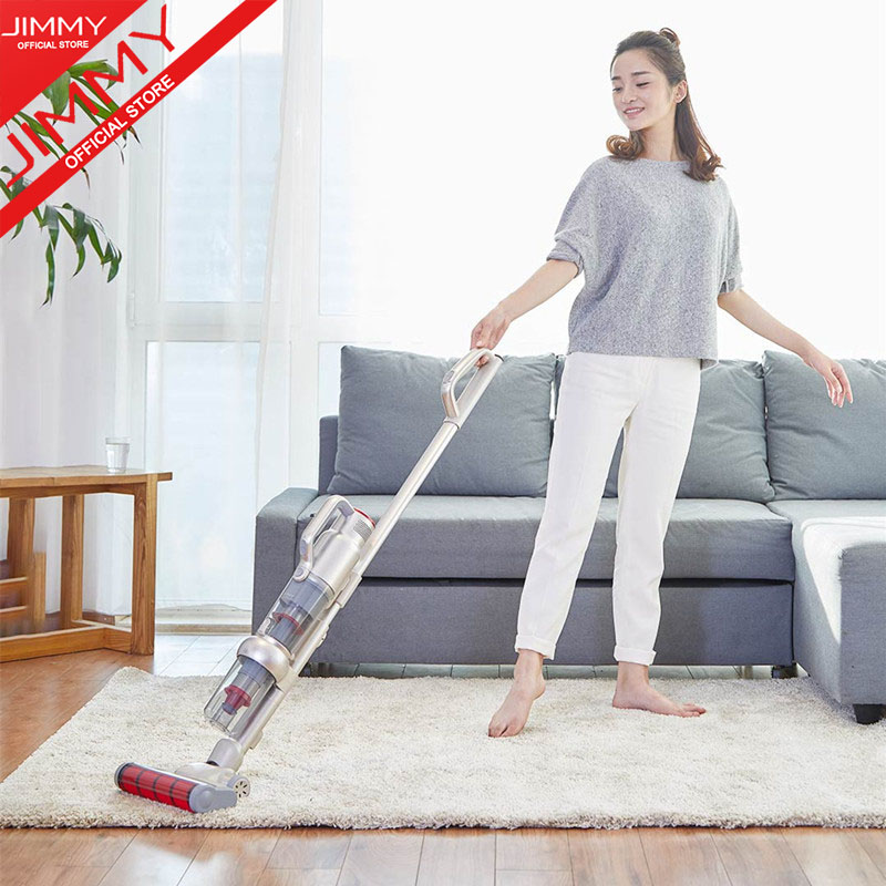 2019 xiaomi jimmy jv71 vacuum cleaner vertical wireless cordless handheld vacuum cleaner large. Black Bedroom Furniture Sets. Home Design Ideas