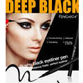 Deep Black 3D Eyeliner Liquid Eye Liner Pen Pencil Quick-drying Waterproof Sweat is not Blooming  Eye makeup Cosmetics For Women