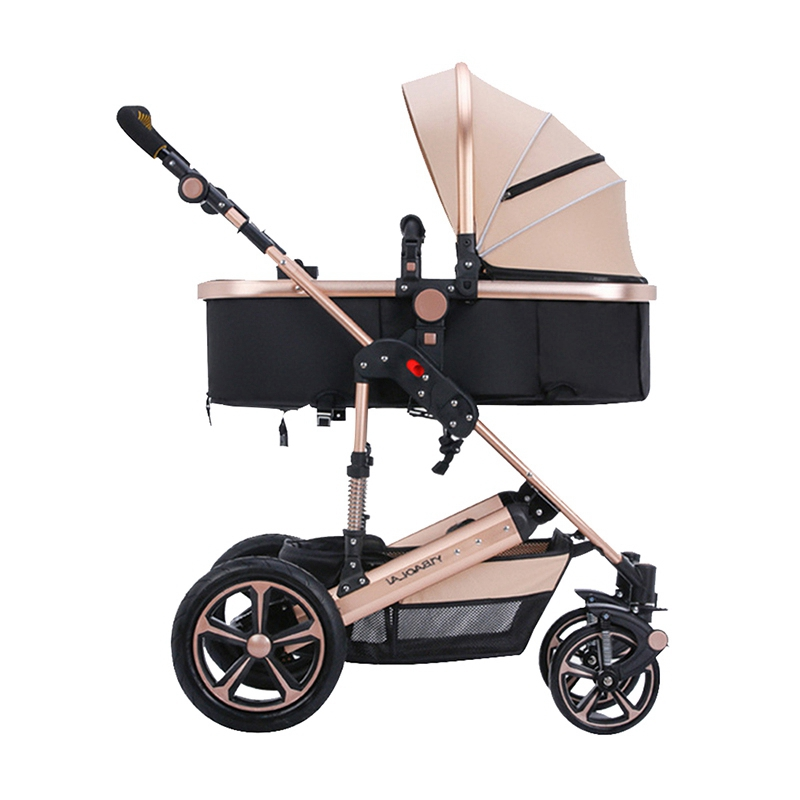 Baby Strollers Luxury Stroller Infant Pushchair Safety Carriage Pram Comfortable Cradle Strollers for Newborns newborn strollers high lightweight pram dropshipping wholesale portable baby top stroller carriage strollers fashion pushchair