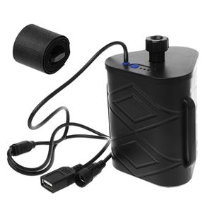 Image 5 - Waterproof Bike Light Battery Case 2x 26650/8.4V 3x 18650/26650/12V Battery Storage Box Mobile Power Bank Storage Box with Cable