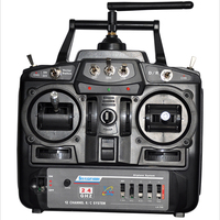 12ch Radio system with receiver for LX rc Model