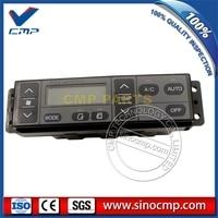 ZX200 1 painel 4426048 para Hitachi Escavadeira controle de ar condicionado|panel|panel controlpanel air conditioner -