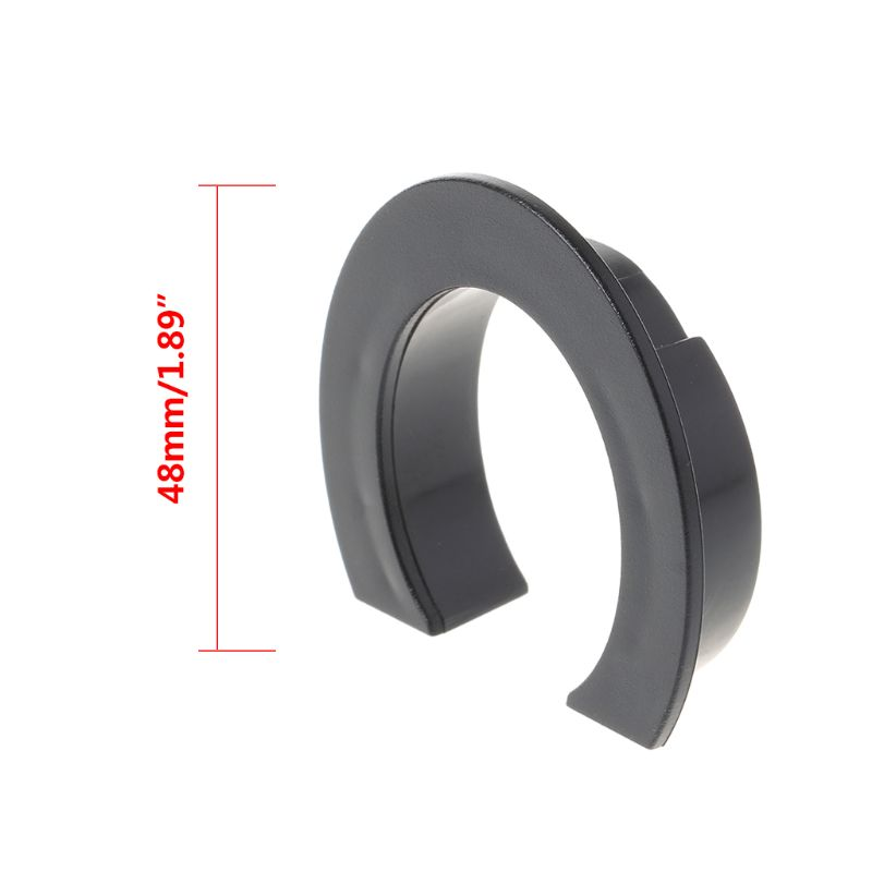1 Pc Bottom Circle Guard Ring Buckle For Xiaomi Mijia M365 Electric Scooter Skateboard Tube Stem Beam Base Folding Accessories in Scooter Parts Accessories from Sports Entertainment