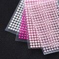 Средний 6 мм самоклеющиеся стразами самоцветы самоклеющиеся карты IPOD скрапбукинга наклейку на кристаллах