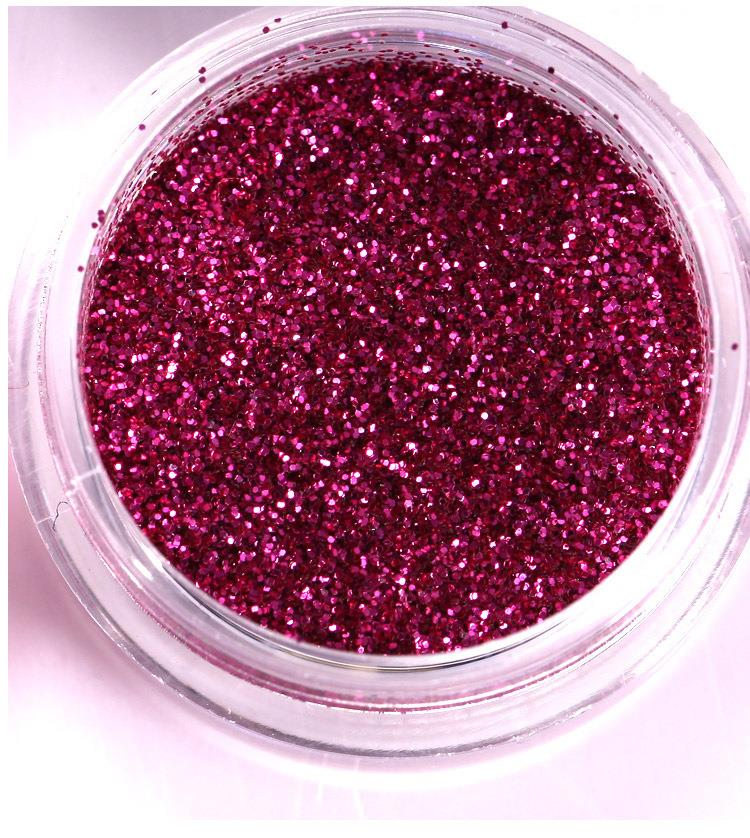 Fashion 12 Bling Metal Glitter Nail Art Аксессуарлар - Маникюр - фото 3