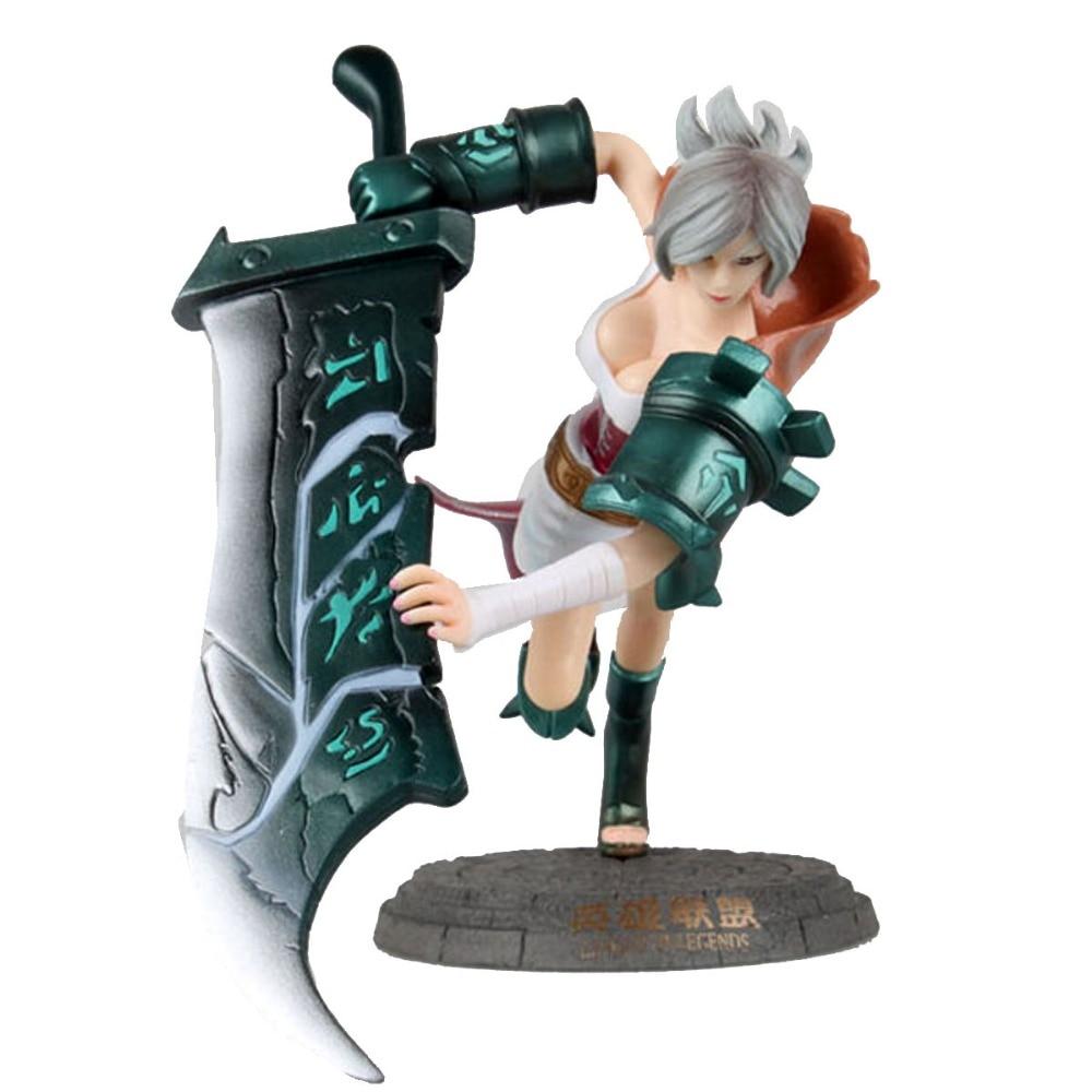 League of Legends LOL Ruiwen 18cm/7 Figure Free Shipping