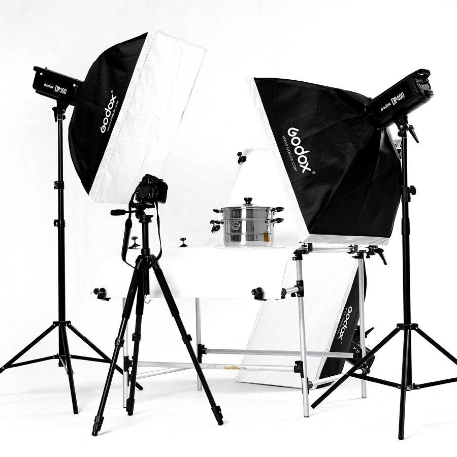 godox studio flash photography light shooting station set photographic equipment godox 300w flash lamp photography light studier set shooting station set softbox photographic equipment set
