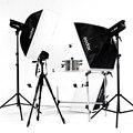godox studio flash photography light shooting station set photographic equipment