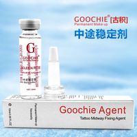 2 Pack Goochie Tattoo Midway Fixing Agent Effective Lock The Color 10g Pcs Tattoo Assistance Permanent