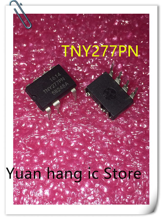 10PCS/LOT <font><b>TNY277PN</b></font> DIP TNY277 DIP-7 in stock new and <font><b>Original</b></font> IC image