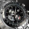 2016 Новый CURREN Люксовый Бренд Часы Мужчины Кварц Моды Случайные Мужской Спортивные Часы Дата Часы Полный Стали Военные Наручные Часы