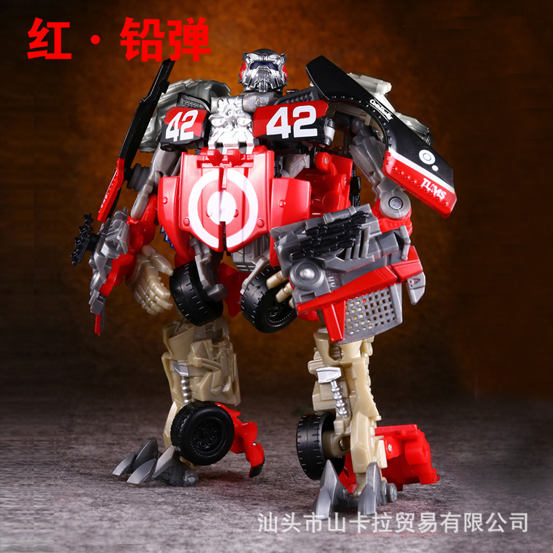Transformation THF-02 Leadfoot Deluxe Dark of The Moon DA34 Movie 3 THF Toy House Factory Action Figure Robot Model Toys thf 51 thf 51s