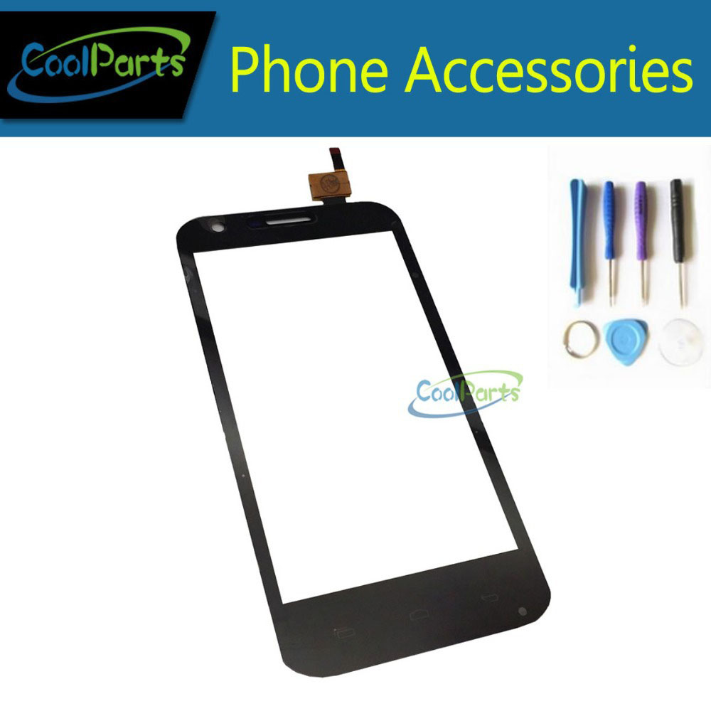 1PC/Lot High Quality 5.0inch For Prestigio PAP 5501 Duo PAP5501 Touch Screen Digitizer Touch Panel Glass With Tool Black Color