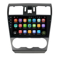 KLYDE 9 2 Din Android 8.1 Car Radio For SUBARU Forester 2013 2015 Car Audio Stereo Multimedia Player Mirror Link 1024*600 2+16G