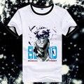 Blood Blockade Battlefront T-Shirt Short Sleeve Tee Shirt Leonardo Watch & Klaus V Reinherz & Zapp Renfro Printed Tshirts