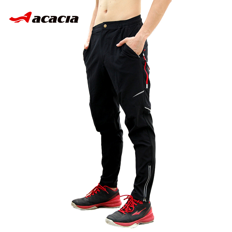 2018 Hot Breathable Cycling Pants Men Woman Bicycle Running Hiking Fitness Multi use Outdoor Sports Trousers