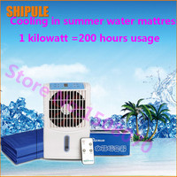 SHIPULE 1 Kilowatt Electric 200 Hours Usage Energy Saving Portable Air Conditioner 6w Electric Water Cooler