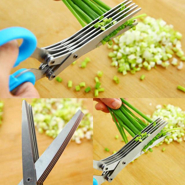 Stainless Steel Shredding Scissors
