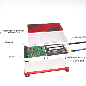 Image 5 - 20S 72V リチウム電池保護ボード電気自動車電動自転車 18650 80A 100A 120A 150A 200A バランス 20 携帯リチウムイオンリポ PCB BMS