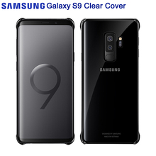 SAMSUNG Original Stealth TPU Mobile Phone Cover for Samsung GALAXY S9 G9600 S9+ S9 Plus G9650 Shockproof Phone Case Soft Shell original samsung phone case soft shell for sansung galaxy s9 plus g9650 s9 g9600 stealth tpu mobile phone cover