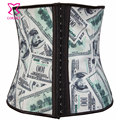 US Dollars Latex Waist Slimming Corset Minceur Latex Waist Trainer Waist Cincher Hot Shapers Gaine Amincissante Underwear Women