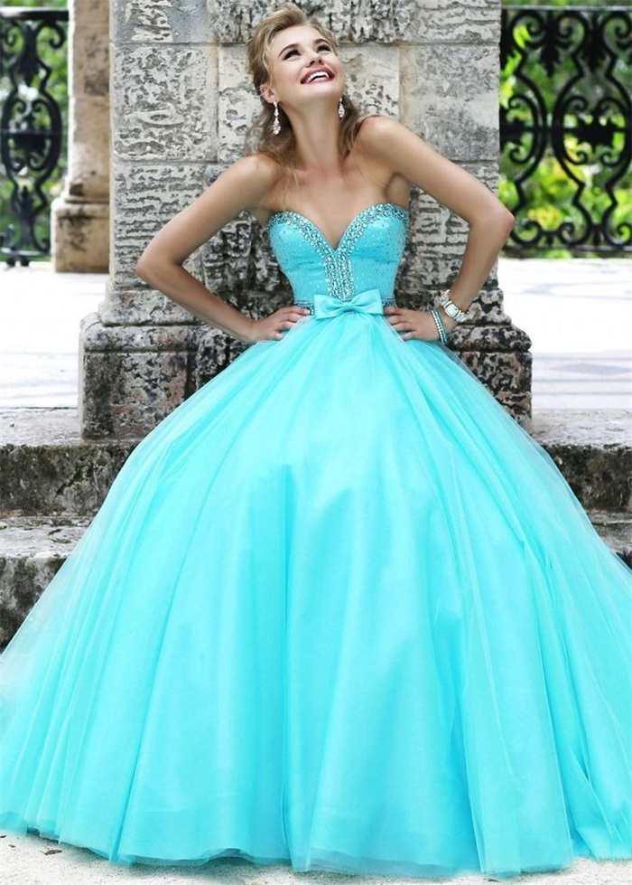 High Quality Baby Blue Quinceanera Dresses-Buy Cheap Baby Blue ...